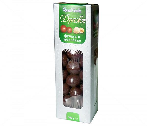Դրաժե «Շոկոլադապատ պնդուկ» Grand Candy