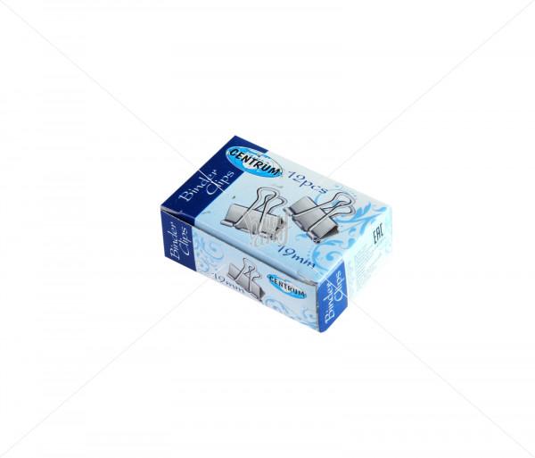 Թղթի սեղմակներ «Centrum» Նոյյան Տապան