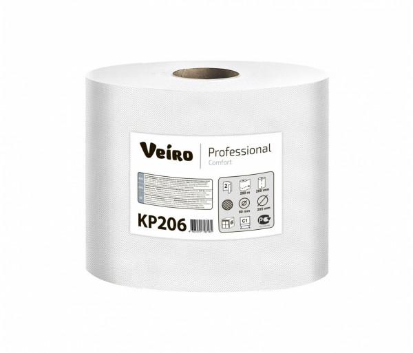Խոհանոցային թղթե սրբիչ (երկշերտ) «Veiro»