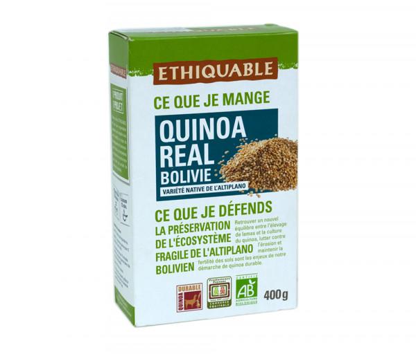 Carrefour Bio Quinoa Real Bolivie 400g