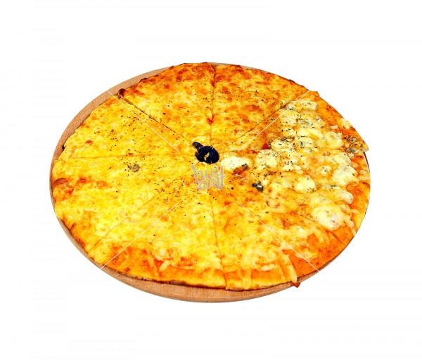 Պիցցա «Կվատրո Ֆորմաջի» (20սմ) Մամա Միա