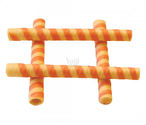 Վաֆլե գլանակներ (վանիլային միջուկով) Grand Candy