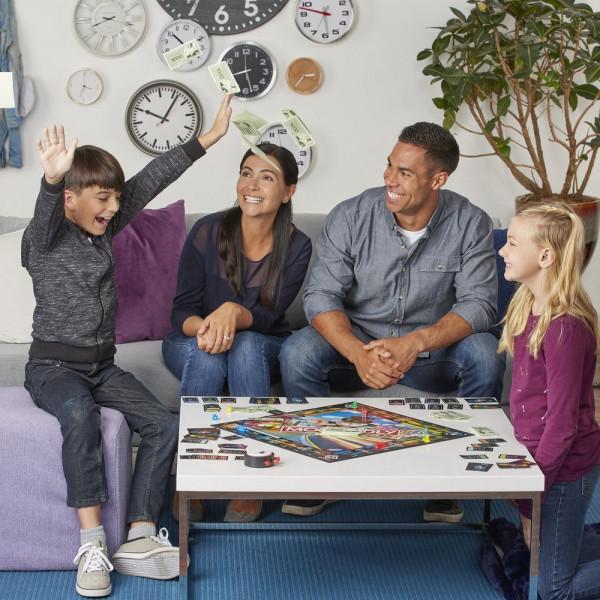 Hasbro Սեղանի Խաղ Մոնոպոլիա «Արագություն»