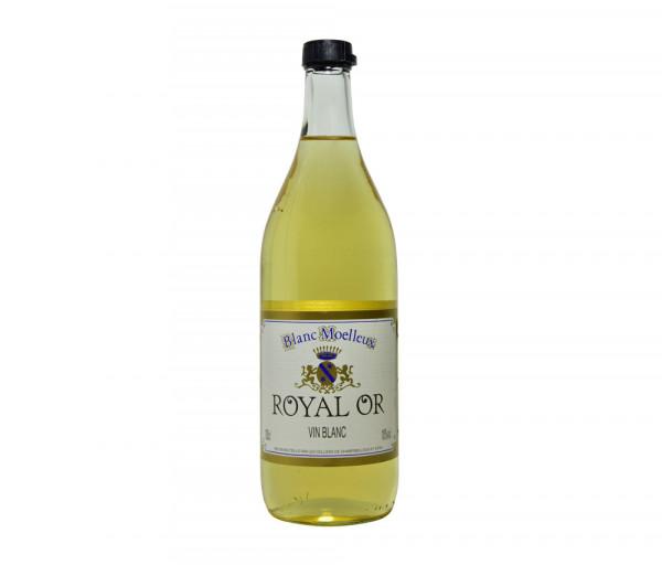 Քարֆուր Սպիտակ գինի Մոելեքս 1լ