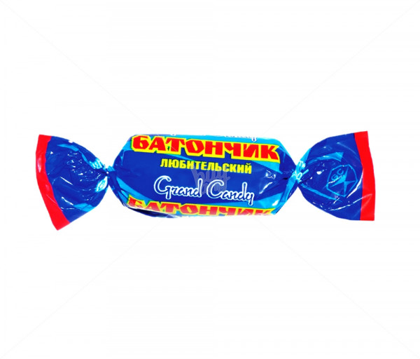 Պրալինե միջուկով կոնֆետներ «Բատոնչիկ Սիրողական» Grand Candy