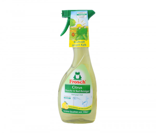 Frosch Shower Cleaner Citrus 0.5l