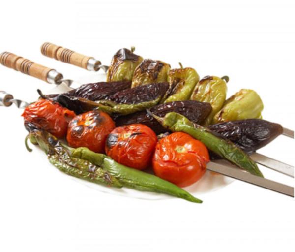 Խորոված բանջարեղեն Ֆաունա
