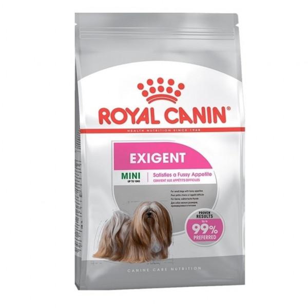 Dry dog food Royal Canin Mini Exigent 3 kg