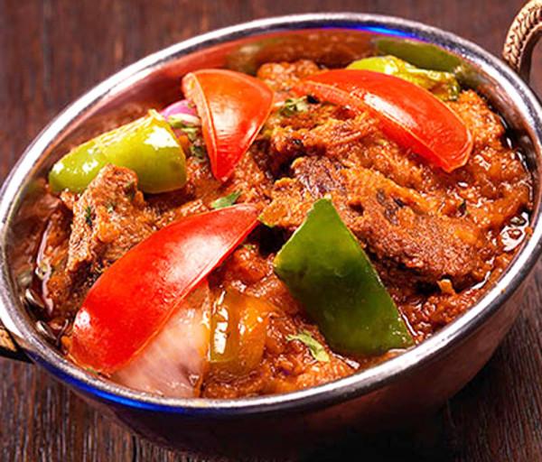 Կադաի գառան միս Կառմա Հնդկական Ռեստորան