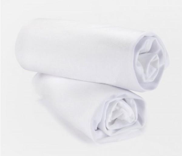 PrenataI Ներքնակի ձգվող սավան (2 հատ) Սպիտակ 500074001PN