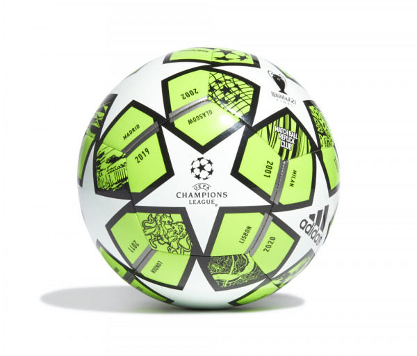 Ball Finale 21 20th Anniversary UCL Adidas GK3471