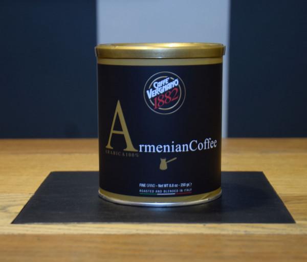 Աղացած սուրճ «Armenian Coffee 100% Arabica» 250գ Կաֆե Վերնյանո