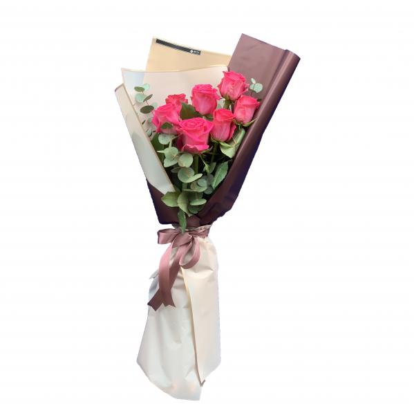 Ծաղկեփունջ «Clásico» My Rose