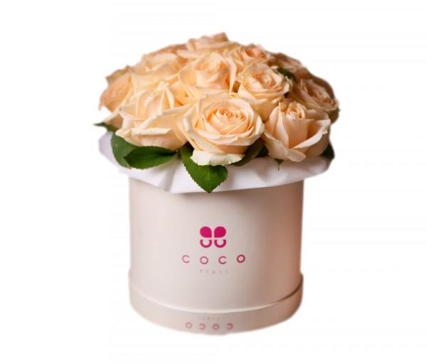 Floral arrangement Rose di Corallo (medium) Coco Fiori