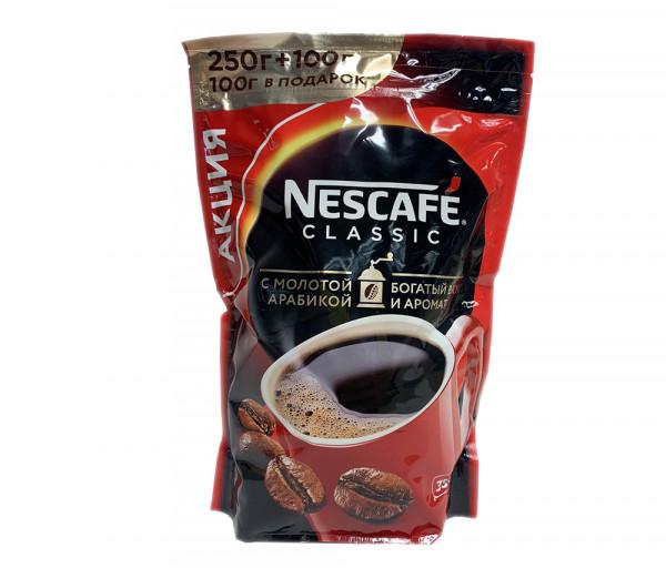 Նեսկաֆե Կլասիկ Արաբիկա Լուծվող սուրճ 250+100գ