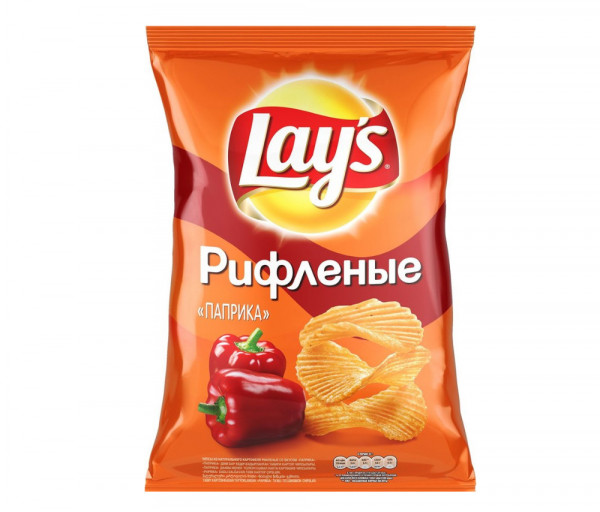 Լեյս Չիպս Ալիք Պապրիկա 150գ