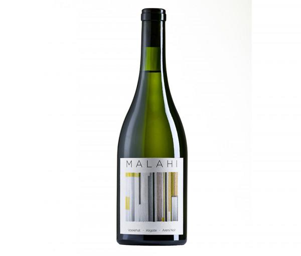 Grape wine Malahi white, dry Maran Winery