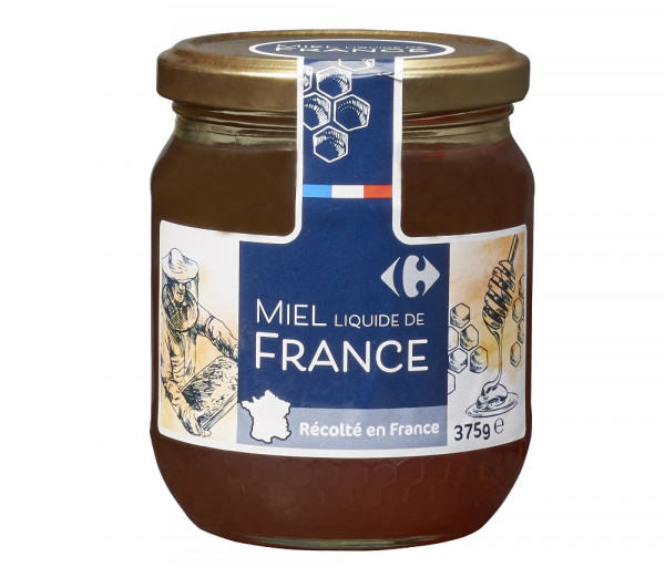 Քարֆուր Մեղր Ֆրանսիայից 375գ