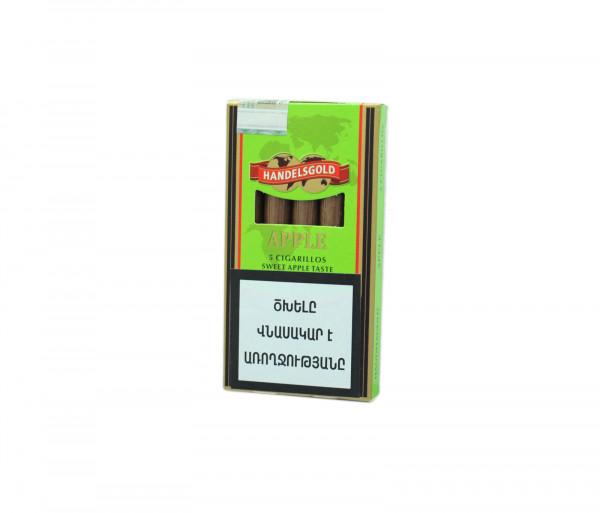Սիգարելա Handelsgold Apple Cigarillos 5