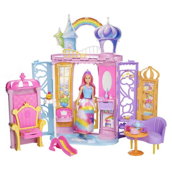 Փոքրիկ դղյակ Barbie Dreamtopia
