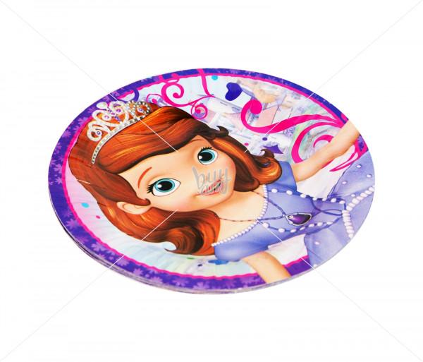 Ափսեներ «Princess Sofia» (10 հատ) Partytto