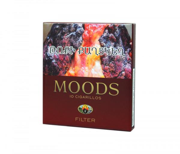 Սիգարելա DA Moods Filter 10