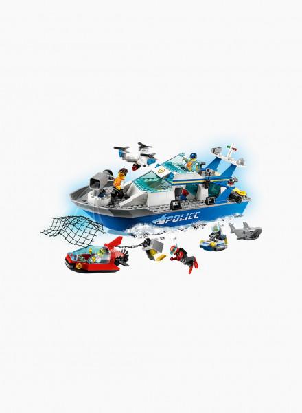 Կառուցողական խաղ City «Ոստիկանության պարեկային նավ»