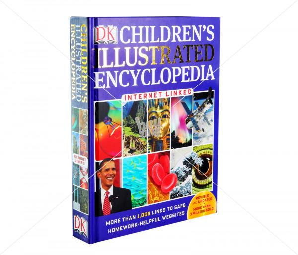 Գիրք «Children's Illustrated encyclopedia» Նոյյան Տապան