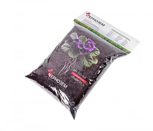Universal potting soil N2 Chernozem 2l