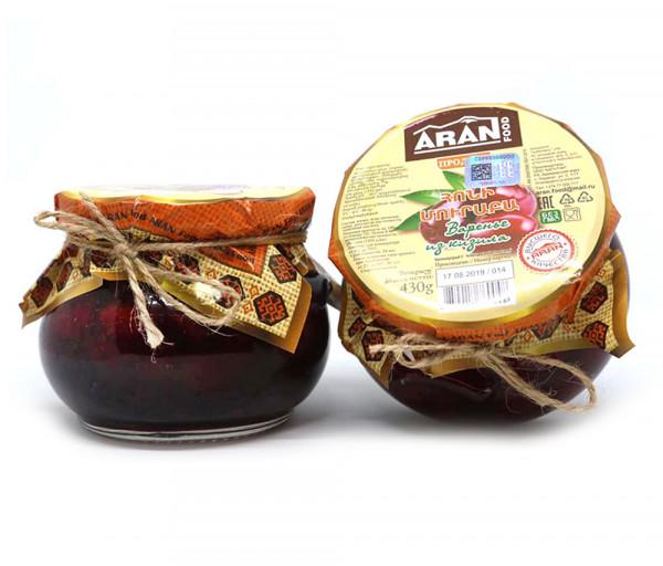 Cornel jam «ARAN Food» 430g