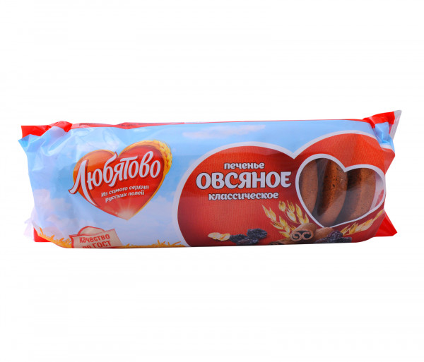 Լյուբյատովո Վարսակի Թխվածքաբլիթներ 250գ