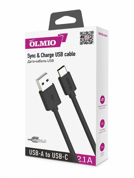 Մալուխ Deluxe USB 2.0 - Type-C 1մ