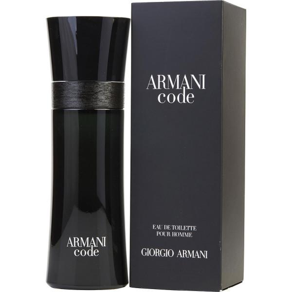 Տղամարդու օծանելիք Giorgio Armani Code Eau De Toilette 50 մլ
