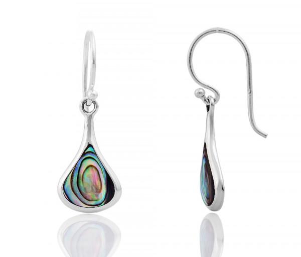 Silver earrings SE353A