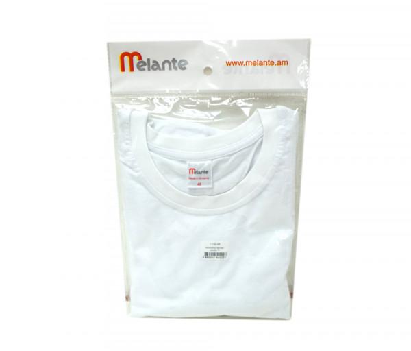 Մելանտե Տղամարդու կիսաթև շապիկ Սպիտակ 110248