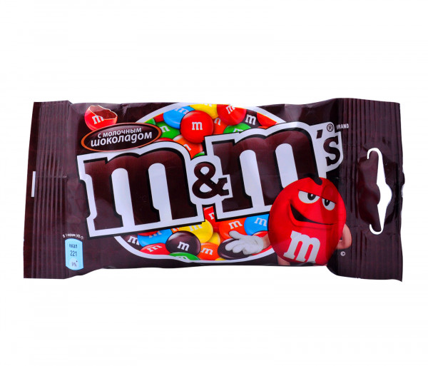 M&M's Շոկոլադ 45գ