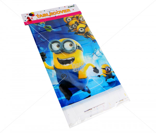208 & Table cover Minion Partytto | Tablecloths | Kitchenware ...