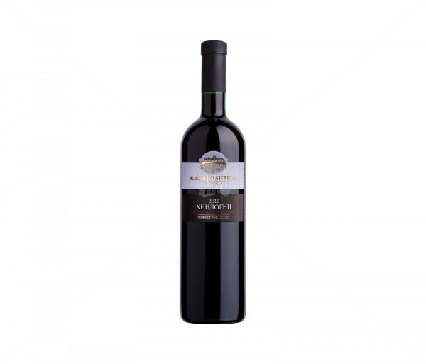 Գինի «Խնդողնի» կարմիր, կիսաքաղցր 750մլ