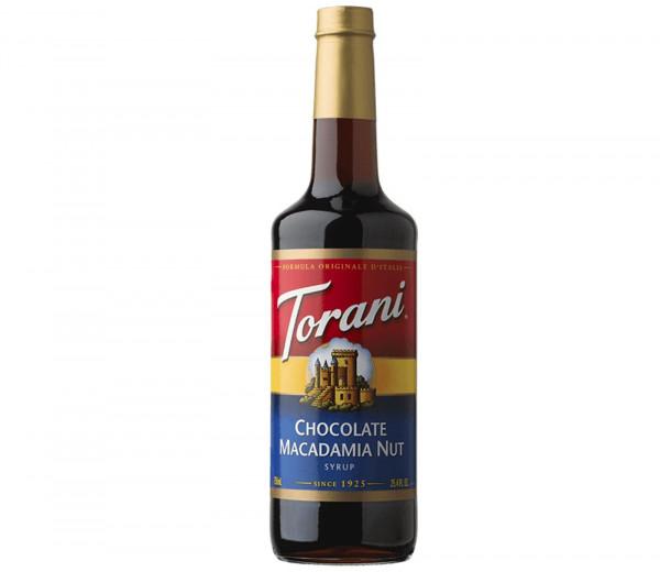 Օշարակ Torani Chocolate Macadamia Nut 0.75 լ