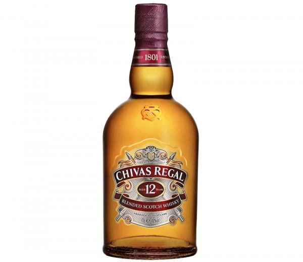 Վիսկի Chivas Regel 12 years old 0,7 լ