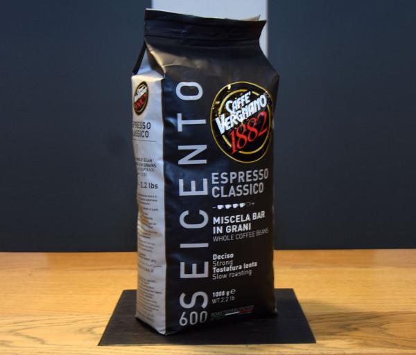 Հատիկավոր սուրճ «Espresso Classico 600» 1կգ Վերնիանո 1882