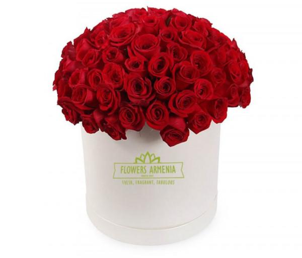 Ծաղկետուփ «Սիրելիիս համար» Flowers Armenia