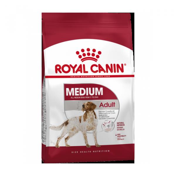 Dry Dog food Medium Adult 15 kg