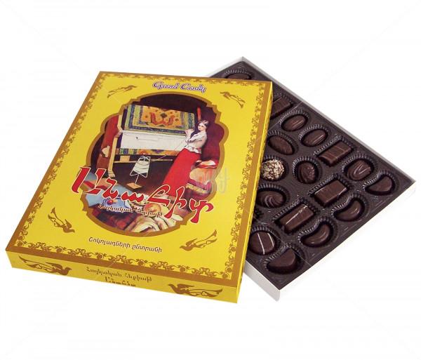 Կոնֆետների ընտրանի «Անահիտ» Grand Candy
