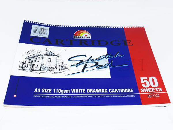 Ալբոմ նկարչական Paperline SP 03499 A3 50 թերթ