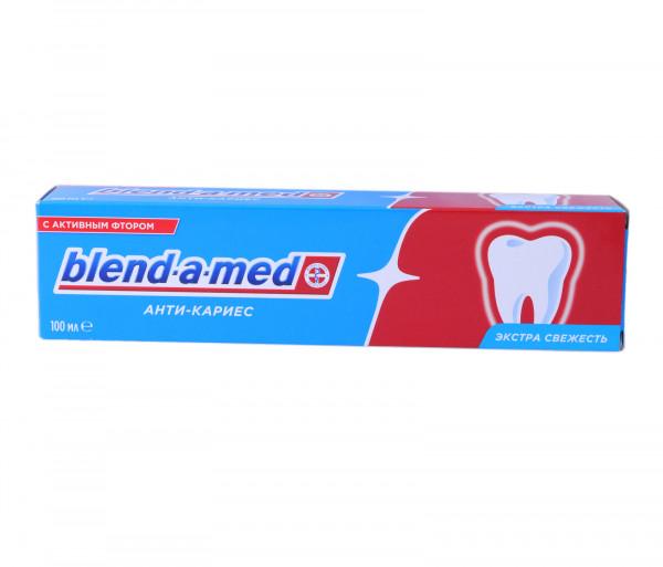 Բլենդամեդ Ատամի մածուկ Անանուխի թարմություն և Կալցիում 100մլ