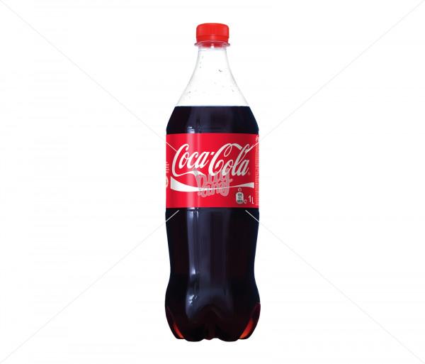 Զովացուցիչ ըմպելիք «Coca-Cola» 1լ