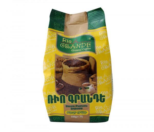 Ռիո Գրանդե Աղացած սուրճ 100գ