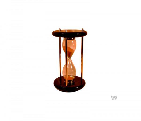 Ավազե ժամացույց օբսիդիան «Տոր»