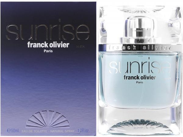 Տղամարդու օծանելիք Franck Olivier Sunrise Eau De Toilette 50 մլ